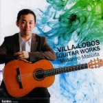 Guitar works by Villa=Lobos