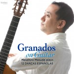 "My new CD ""Granados on Guitar"" will be on sale soon!"