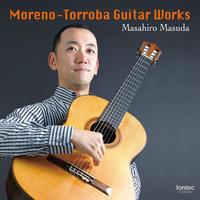 """新CD """" モレーノ・トローバ ギター作品集 """"好評発売中"""
